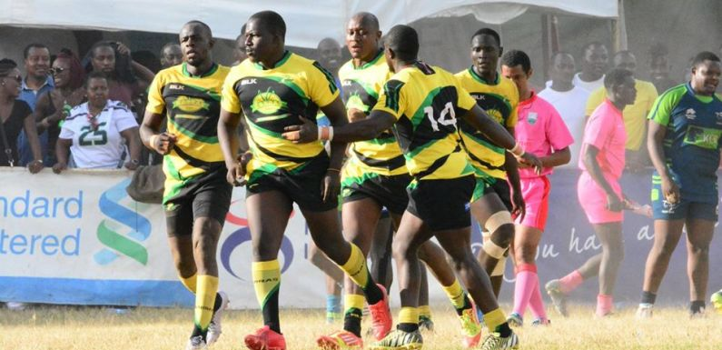 Kabras stay unbeaten with maiden victory over KCB