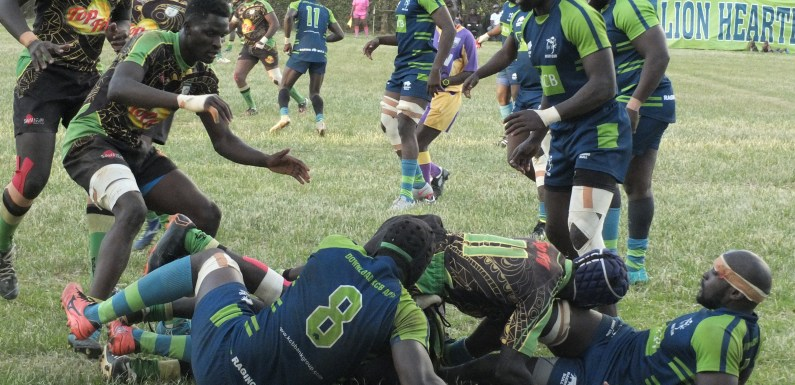Ruaraka double header highlights match day five