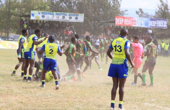Derby victory lifts Nakuru
