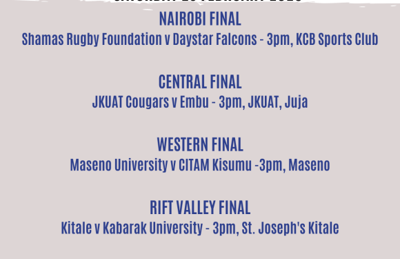 Nationwide regional finals set for Saturday