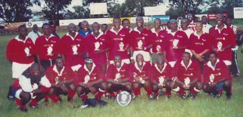 Kenya Cup champions 2000-2009