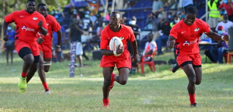 Impala and RFUEA Grounds Hosts Match Day Eight Action