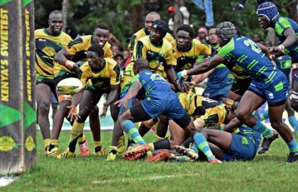 2021 Kenya Cup Final: Kabras v KCB: Head to Head Record