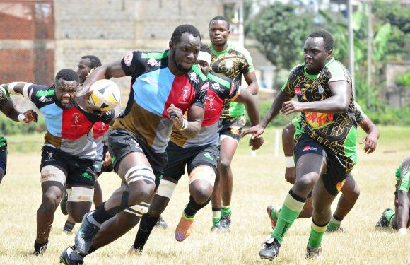Humwa With A Hattrick as Kenya Harlequins Beat Top Fry Nakuru
