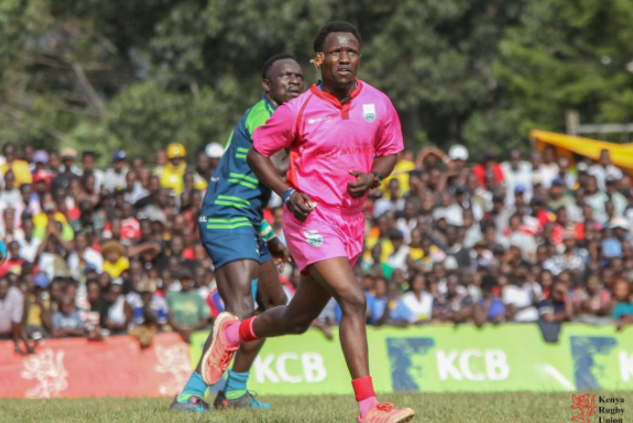 Ndungú takes charge of Kenya Cup final