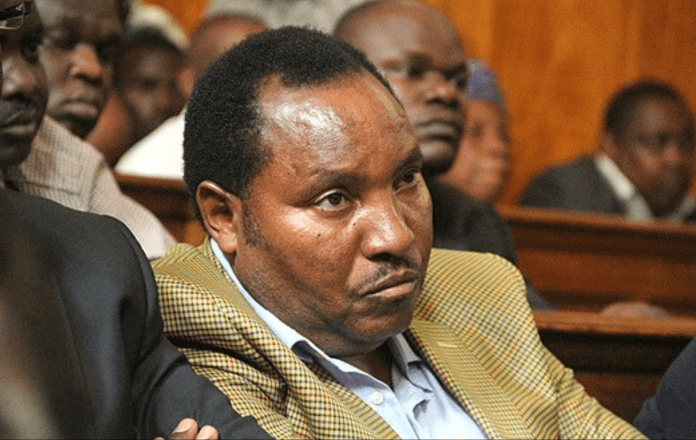 Corrupt! How Gov. Waititu got Ksh. 25 million kickback through his company