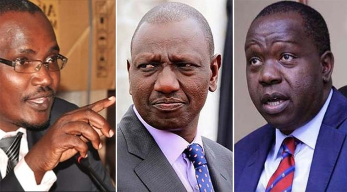 DP Ruto exposed in another scandal as KCB bank loan rise to Ksh. 1 billion
