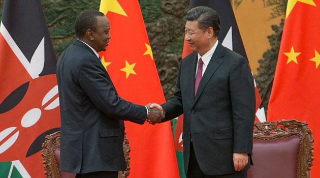 Kenyans condemn Uhuru's plan to destroy Uhuru park by Chinese
