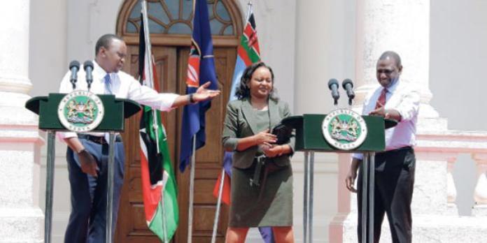 Why A United Mt Kenya is Dangerous to Ruto - Ngunjiri Wambugu