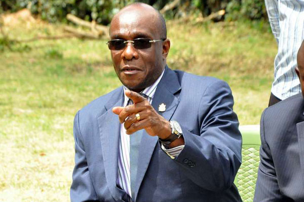 Political analyst Barrack Muluka at a past event. He stated that Raila