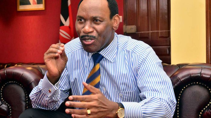 Image result for ezekiel mutua