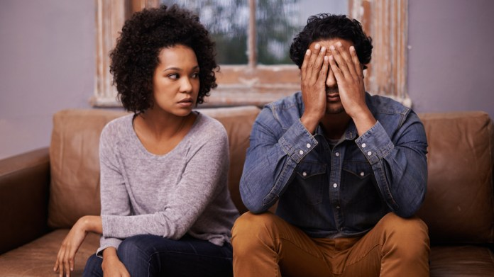 Image result for black couple cheating