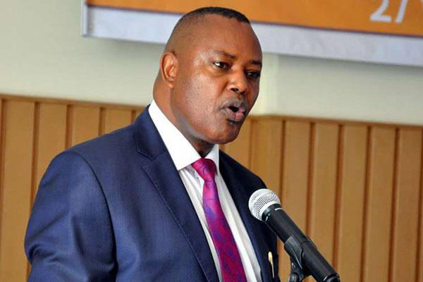DCI boss George Kinoti (pictured) lauded the initiative the FBI to partner with security forces in the fight against terrorism.