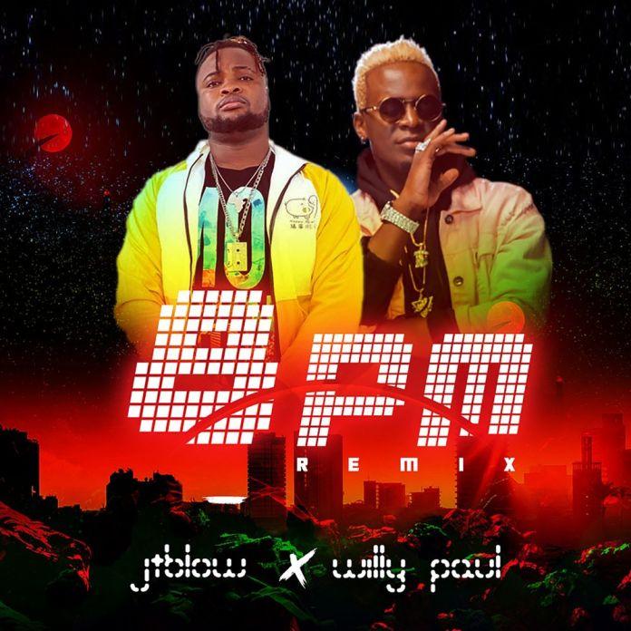 Jtblow ft Willy Paul – 8pm(Remix)