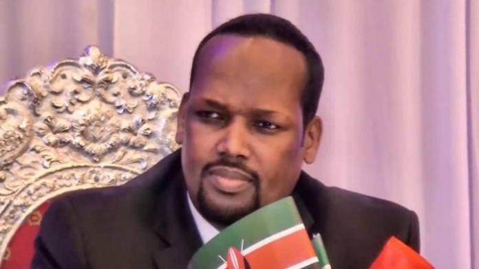 Mandera Governor Ali Ibrahim Roba