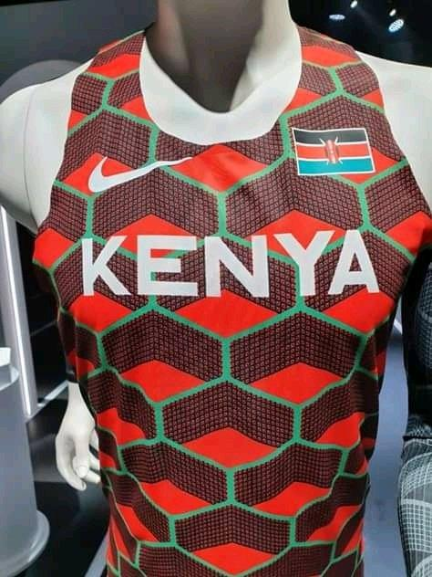 Running kits unveiled by NOCK on February 6, 2020.