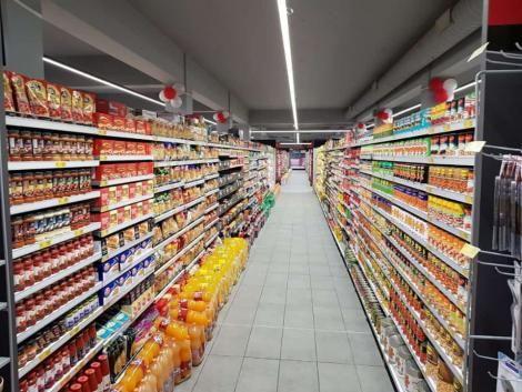 File image of an aisle at Shoprite Supermarket at City Mall, Nyali