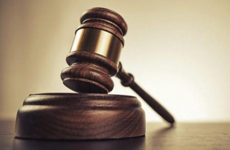File image of a court gavel