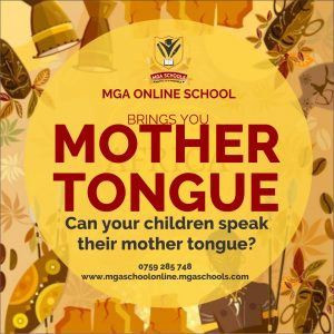 Nairobi's top school MWIKI GOOD HOPE ACADEMY Kasarani, introduces Mother tongue classes