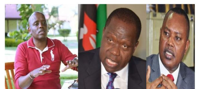 'Bwana DCI, you have nothing against me, fake investigations cannot hold in court'-  Itumbi mocks DCI, Matiangi