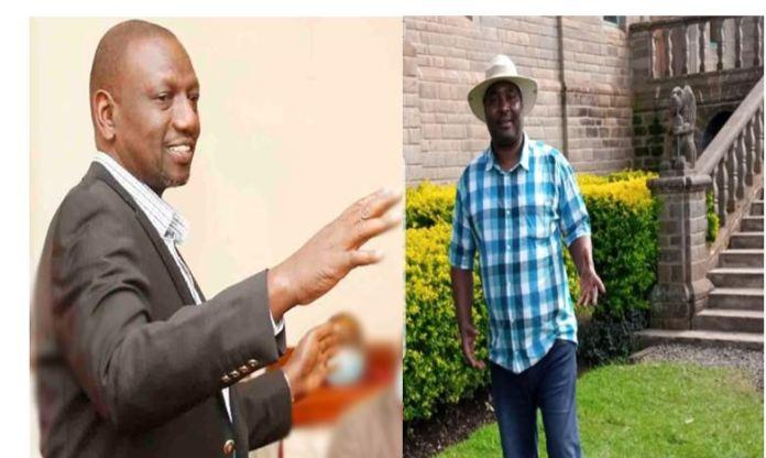 Big loss to DP Ruto as campus desk-mate Amos Kinoti Gitobu succumbs to Covid-19