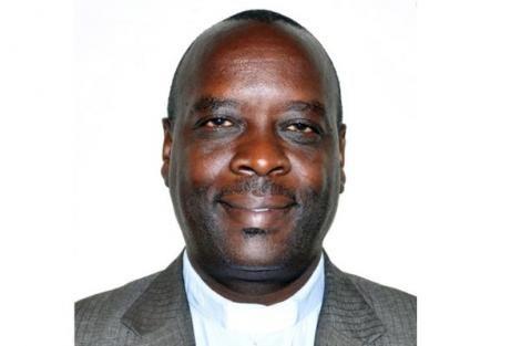 A file piciture of PCEA Reverend Peter Kariuki Kania
