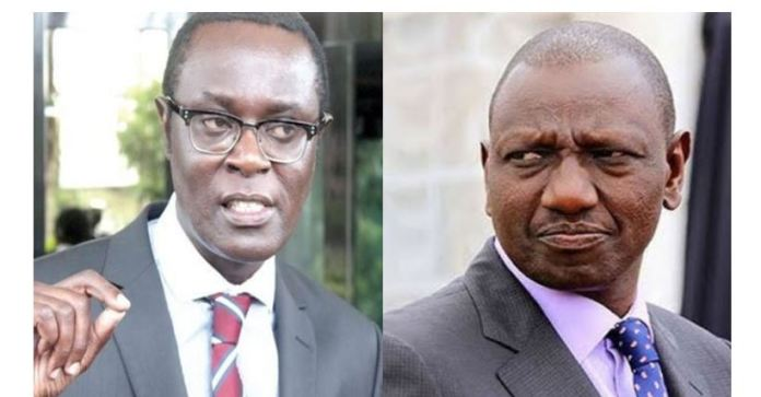 Dear Ruto, you will lose in 2022 because Raila needs only 26% of Kikuyu votes, but you need 100% of Mt Kenya votes.