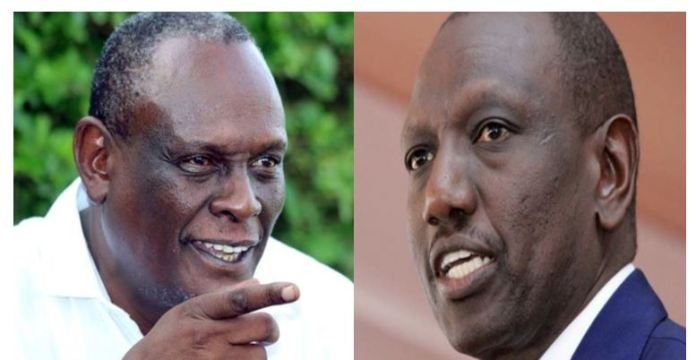 If Raila asks me to chose a 2022 worthy opponent he will beat and smile, I pick Ruto without batting an eyelid