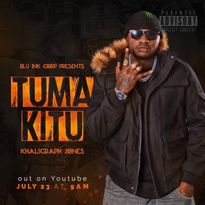 Khaligraph Jones – Tuma Kitu