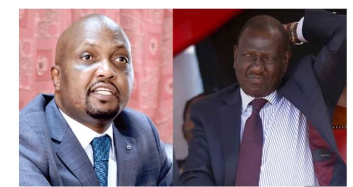 'DP Ruto is wrong to assume status quo will just prevail'- Hon Kuria warns