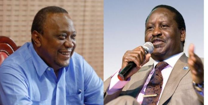 Uhuru's legacy will be The INSTALLATION of RAILA ODINGA as President, Kenyans will be ok, forget Big4Agenda