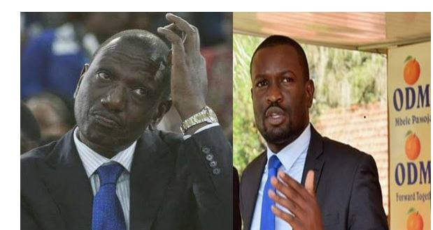 ODM Statement on NTV's #Covid19Millionares mocks DP Ruto