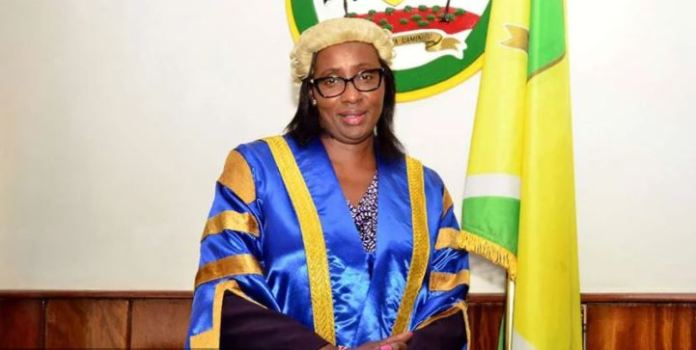 BREAKING: Nairobi County Assembly SPEAKER Beatrice Elachi RESIGS, Uhuru may dissolve the county, Sonko in TROUBLE?
