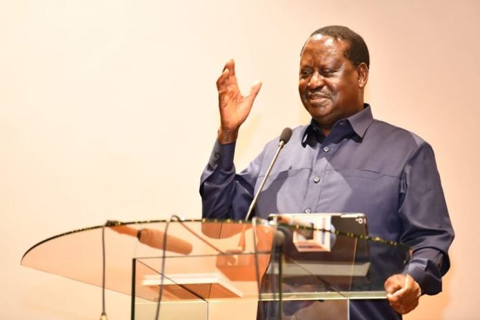 Raila issues statement clarifying his position on COVID-19 scandal, puts record straight, shames Ruto