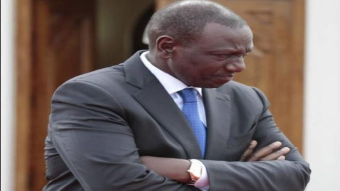 The rise and fall of William Samoei Ruto, lightening strikes the tallest objects in it's path