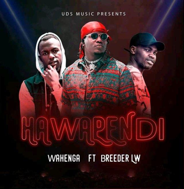 Wahenga ft Breeder LW – Hawapendi