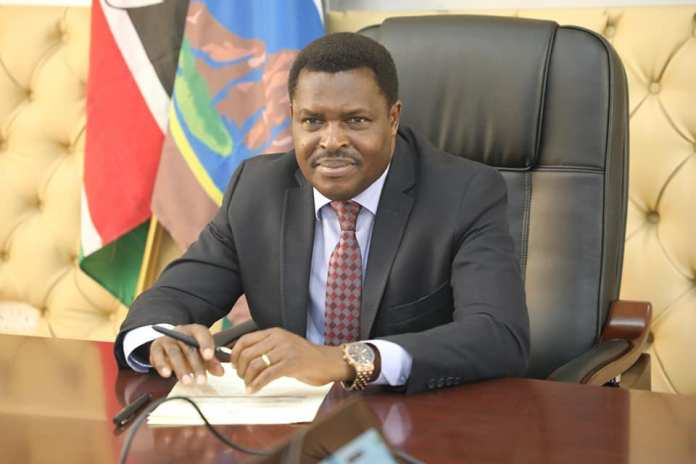 Governor Muthomi Njuki to spend another night in police custody