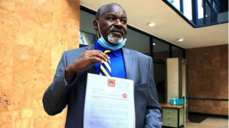 Jubilee Party deputy Secretary General Caleb Kositany