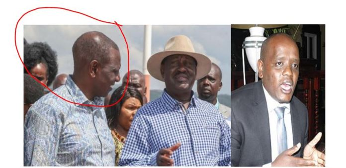 EXPOSED: The few angry Kikuyus supporting William Ruto, they are suicidal, bitter