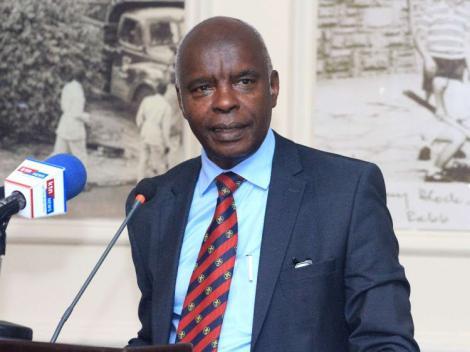 Makueni governor Kivutha Kibwana