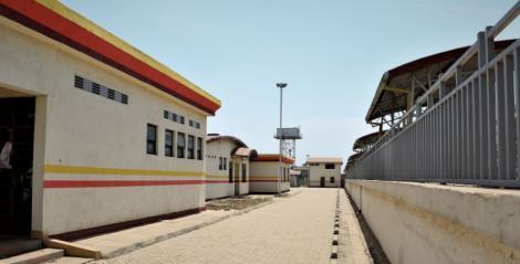 Dandora Railway Station