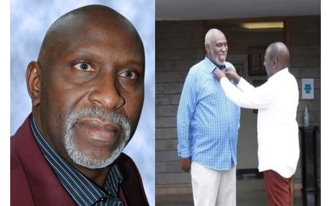 Justice Charles Nyachae WILL NEVER SUPPORT DP Ruto, only spying for Uhuru and Raila