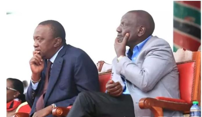 We are in a total mess, who will get us out of this shithole? Ruto will make it worse !