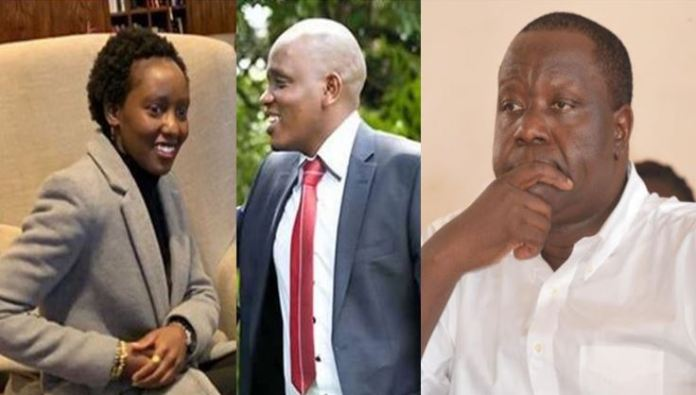 Exposed: Dennis Itumbi prosecutes Matiangi to impress DP Ruto's daughter June