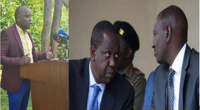 DP Ruto picks CS Matiangi for war as Itumbi goes to court over Ruaraka Land scandal