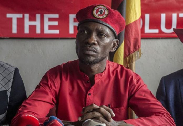 Dear Ugandans, don't scared, Museveni must fall- Bobe Wine