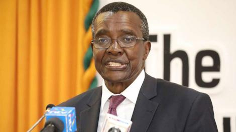 CJ Maraga at a past event