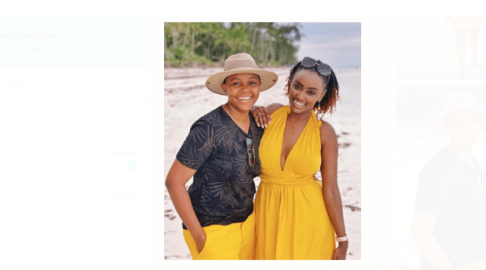 PHOTOS: Michelle Ntalami and Makena Njeri to hold a first ever lesbian wedding in Kenya