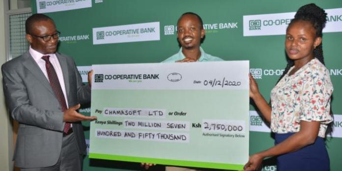 Tech Geniuses Awarded Ksh4 Million
