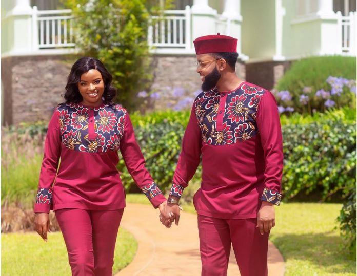 "Photos: TV anchor Muthoni Mukiri introduces her true love, ""mafisi"" salivating"